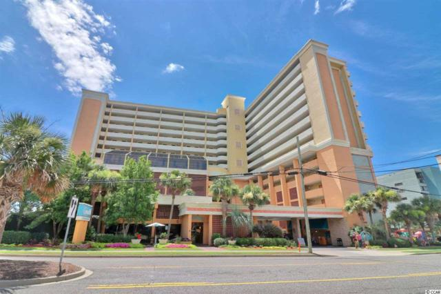 6900 N Ocean Blvd. #420, Myrtle Beach, SC 29572 (MLS #1912341) :: The Litchfield Company
