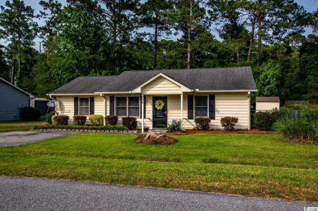 238 Robin Hood Circle, Little River, SC 29566 (MLS #1912380) :: James W. Smith Real Estate Co.