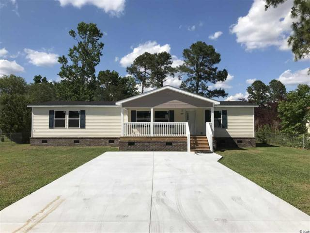 420 Sand Hill Dr., Conway, SC 29526 (MLS #1912452) :: The Hoffman Group
