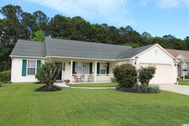 2411 Warbler Ct., Murrells Inlet, SC 29576 (MLS #1912475) :: The Trembley Group