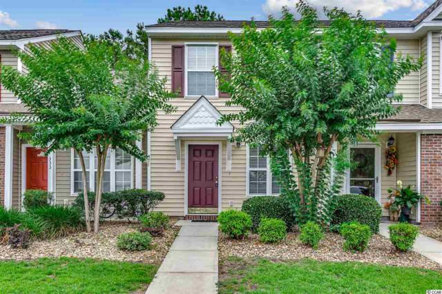 337 Seabert Rd. #337, Myrtle Beach, SC 29579 (MLS #1912513) :: The Trembley Group
