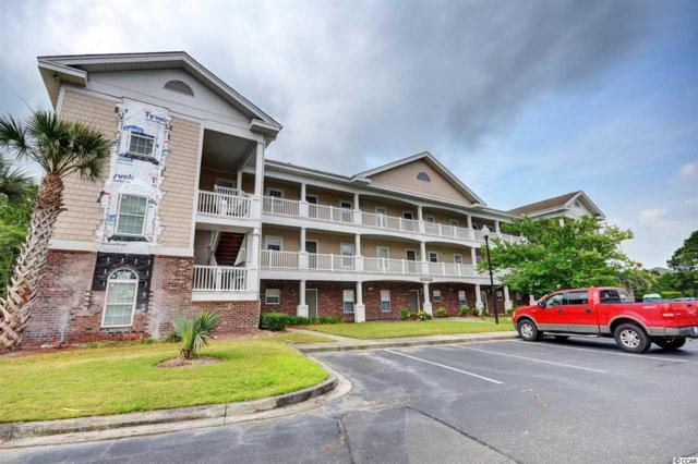 5750 Oyster Catcher Dr. #911, North Myrtle Beach, SC 29582 (MLS #1912531) :: The Hoffman Group