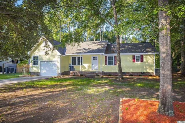 419 Paul St., Conway, SC 29527 (MLS #1912553) :: The Litchfield Company