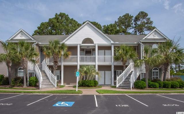 897 Palmetto Trail #103, Myrtle Beach, SC 29577 (MLS #1912558) :: James W. Smith Real Estate Co.
