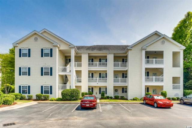 901 West Port Dr. #1603, North Myrtle Beach, SC 29582 (MLS #1912593) :: The Litchfield Company
