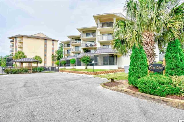 307 N 74th Ave. 1-B, Myrtle Beach, SC 29572 (MLS #1912619) :: The Litchfield Company