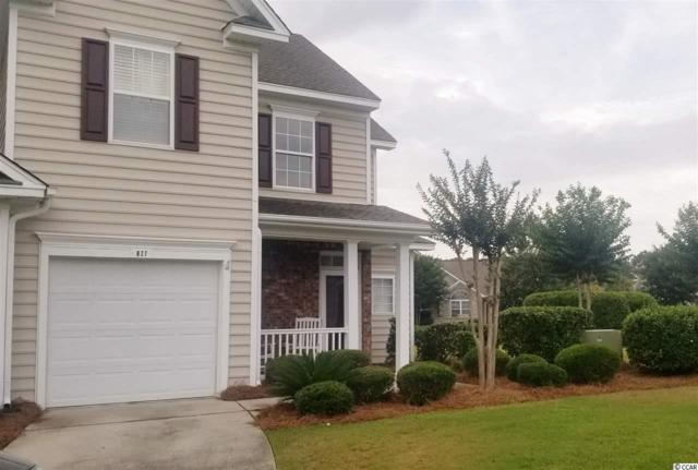827 Botany Loop #25, Murrells Inlet, SC 29576 (MLS #1912647) :: James W. Smith Real Estate Co.