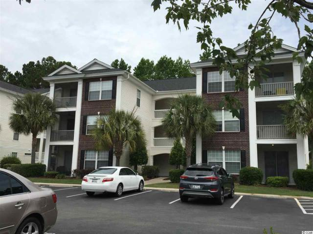 1294 River Oaks Dr. 6H, Myrtle Beach, SC 29579 (MLS #1912662) :: The Hoffman Group