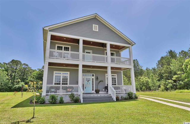 309 Spartina Ct., North Myrtle Beach, SC 29582 (MLS #1912675) :: The Hoffman Group