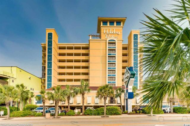 1200 N Ocean Blvd. #512, Myrtle Beach, SC 29577 (MLS #1912687) :: United Real Estate Myrtle Beach