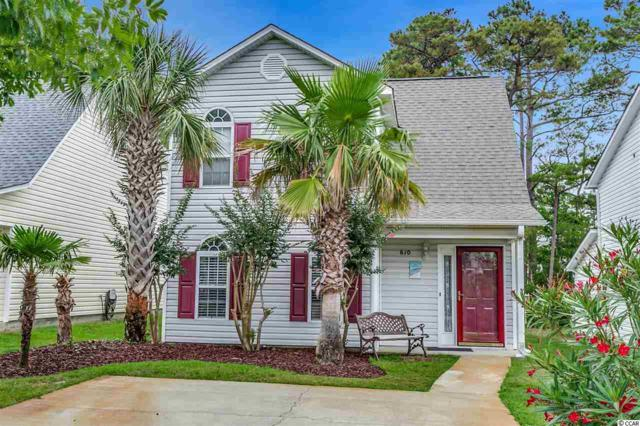 610 S 24th Ave. S, North Myrtle Beach, SC 29582 (MLS #1912702) :: The Trembley Group