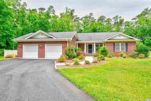 1 South Gate Rd., Myrtle Beach, SC 29572 (MLS #1912706) :: The Litchfield Company