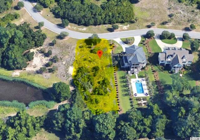 302 Colony Club Dr., Pawleys Island, SC 29585 (MLS #1912744) :: The Greg Sisson Team with RE/MAX First Choice