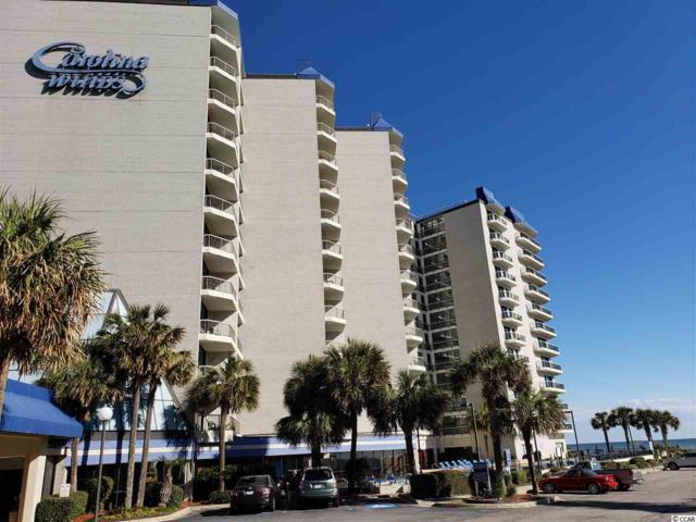 200 76th Ave N 76th Ave. N #711, Myrtle Beach, SC 29572 (MLS #1912772) :: Garden City Realty, Inc.