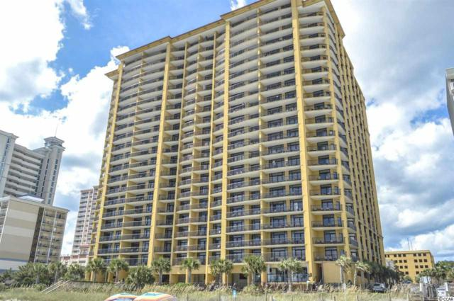 2600 N Ocean Blvd. #1207, Myrtle Beach, SC 29577 (MLS #1912791) :: The Trembley Group