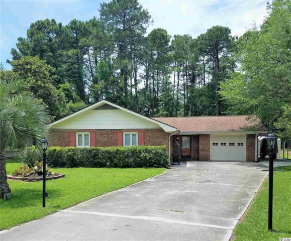909 Plantation Dr., Surfside Beach, SC 29575 (MLS #1912816) :: The Hoffman Group