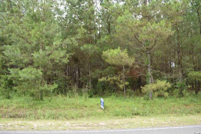 TBD Whispering Hills Rd., Loris, SC 29569 (MLS #1912827) :: Berkshire Hathaway HomeServices Myrtle Beach Real Estate