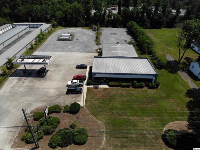 3989 Highmarket St., Georgetown, SC 29440 (MLS #1912851) :: The Litchfield Company