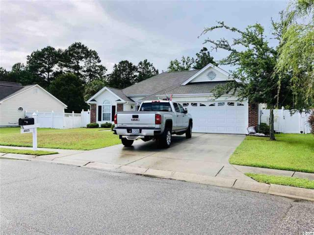 6025 Quinn Rd., Myrtle Beach, SC 29579 (MLS #1912858) :: The Litchfield Company