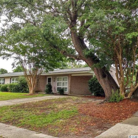 638 Swallow Ave. #638, Myrtle Beach, SC 29577 (MLS #1912860) :: The Trembley Group