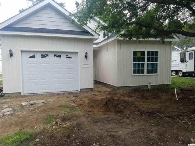 611 William Dallas Ave., Murrells Inlet, SC 29576 (MLS #1912886) :: Garden City Realty, Inc.