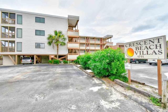 1711 S Ocean Blvd. #306, North Myrtle Beach, SC 29582 (MLS #1912899) :: Jerry Pinkas Real Estate Experts, Inc
