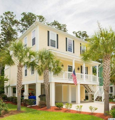 22 South Beach Dr., Surfside Beach, SC 29575 (MLS #1912942) :: The Hoffman Group