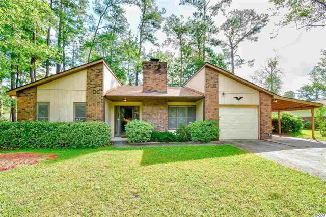 449 Forestbrook Dr., Myrtle Beach, SC 29579 (MLS #1912943) :: The Litchfield Company