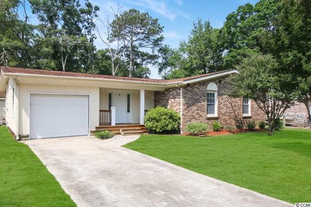 717 4th Ave. N, Surfside Beach, SC 29575 (MLS #1912950) :: The Hoffman Group