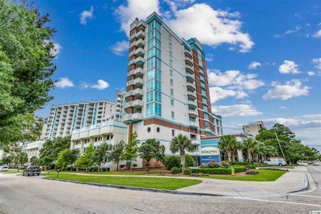 215 77th Ave. N #805, Myrtle Beach, SC 29577 (MLS #1912952) :: The Trembley Group