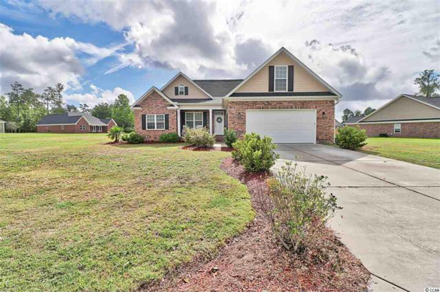 105 Old English Dr., Aynor, SC 29511 (MLS #1912957) :: The Hoffman Group