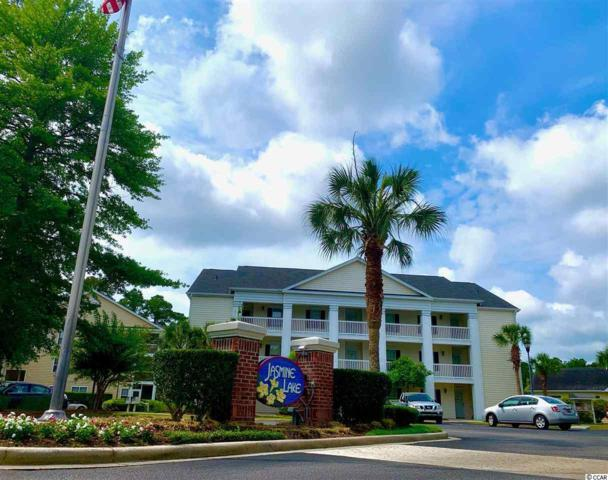 667 Woodmoor Dr. #101, Murrells Inlet, SC 29576 (MLS #1912962) :: The Lachicotte Company