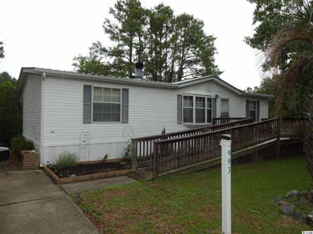 993 Cobblestone Ln., Conway, SC 29526 (MLS #1913024) :: Jerry Pinkas Real Estate Experts, Inc