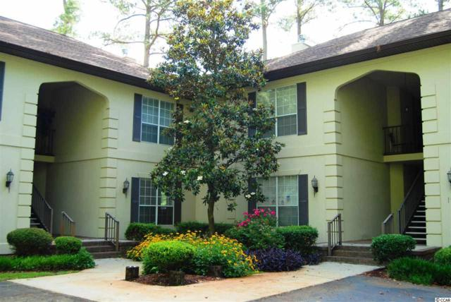 108 Pipers Ln. #108, Myrtle Beach, SC 29575 (MLS #1913040) :: The Lachicotte Company