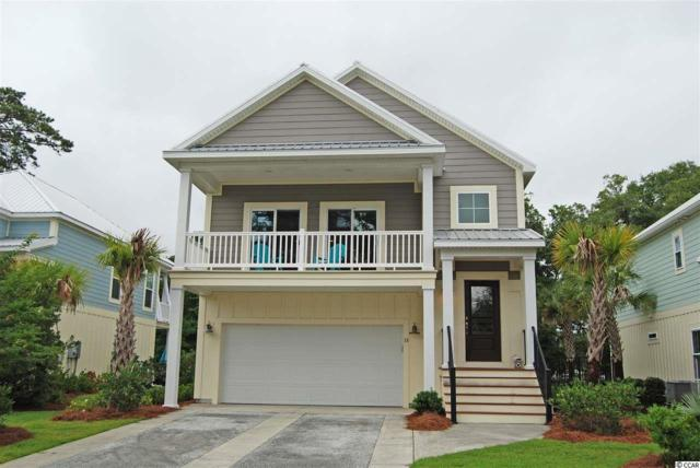 18 Pinnacle Dr., Murrells Inlet, SC 29576 (MLS #1913049) :: The Litchfield Company