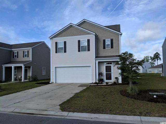 804 Hayes Point Circle, Myrtle Beach, SC 29588 (MLS #1913056) :: The Hoffman Group