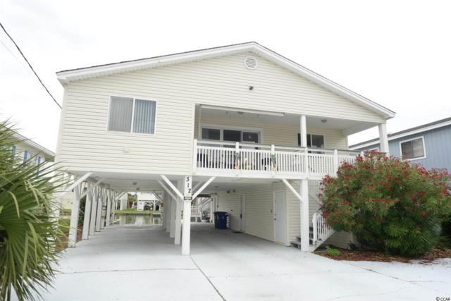 312 51st Ave. N, North Myrtle Beach, SC 29582 (MLS #1913060) :: Garden City Realty, Inc.
