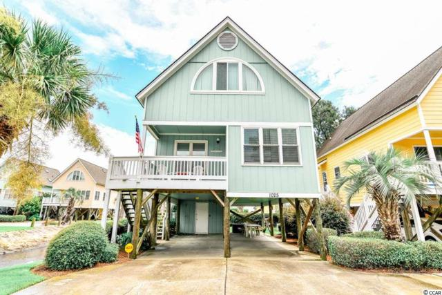 1025 N Dogwood Dr. North, Surfside Beach, SC 29575 (MLS #1913104) :: Garden City Realty, Inc.