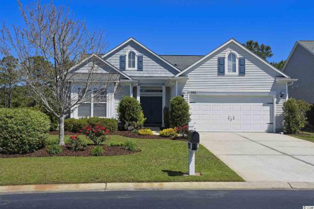 982 Meadowlands Trail Nw, Calabash, NC 28467 (MLS #1913121) :: The Litchfield Company