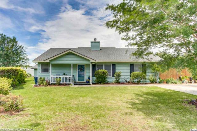 1215 Live Oak Ct., Surfside Beach, SC 29575 (MLS #1913137) :: Jerry Pinkas Real Estate Experts, Inc