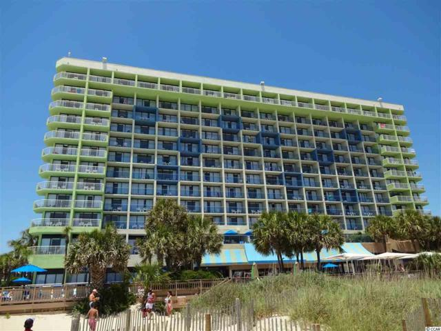 1105 S Ocean Blvd. #730, Myrtle Beach, SC 29577 (MLS #1913163) :: The Greg Sisson Team with RE/MAX First Choice