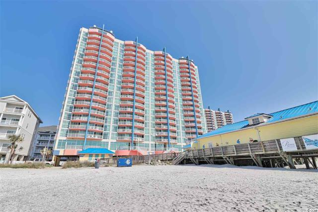 3500 N Ocean Blvd. #1001, North Myrtle Beach, SC 29582 (MLS #1913199) :: The Hoffman Group
