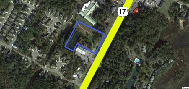 TBD Ocean Hwy., Pawleys Island, SC 29585 (MLS #1913221) :: Garden City Realty, Inc.
