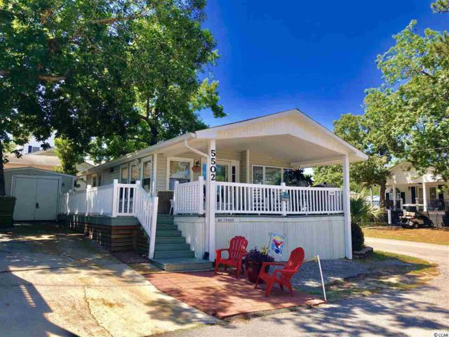 6001-5502 South Kings Hwy., Myrtle Beach, SC 29575 (MLS #1913234) :: The Trembley Group