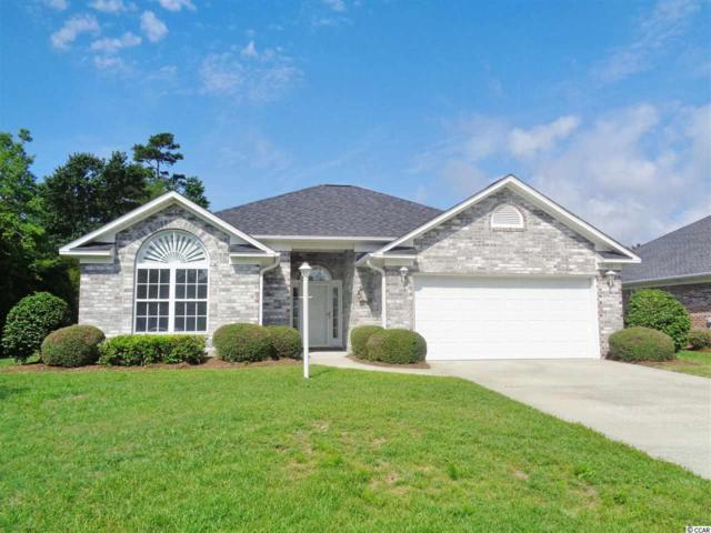 1103 Coral Sand Dr., North Myrtle Beach, SC 29582 (MLS #1913253) :: Sloan Realty Group