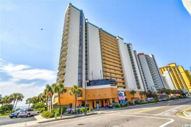 2710 N Ocean Blvd. #810, Myrtle Beach, SC 29577 (MLS #1913255) :: The Trembley Group