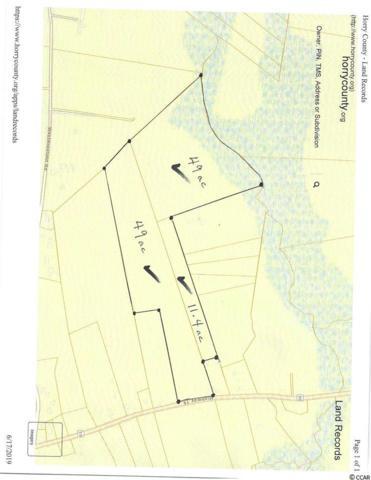 TBD Highway 19, Loris, SC 29569 (MLS #1913264) :: Sloan Realty Group