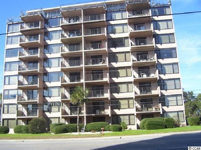 7603 N Ocean Blvd. 1E, Myrtle Beach, SC 29572 (MLS #1913281) :: Jerry Pinkas Real Estate Experts, Inc