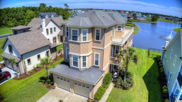 1008 E Isle Of Palms Dr., Myrtle Beach, SC 29577 (MLS #1913290) :: The Trembley Group