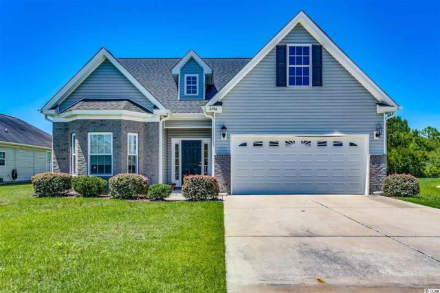 2706 Canvas Back Trail, Myrtle Beach, SC 29588 (MLS #1913303) :: The Litchfield Company